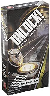 Fantasy Flight Games Current Edition Unlock The Formula Board Game