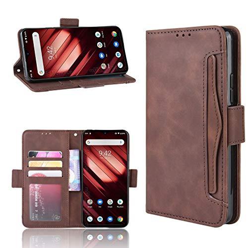 Custodia® Flip Wallet Case Compatible for Umi UMIDIGI F1/Umi UMIDIGI F1 Play(Pattern 5)