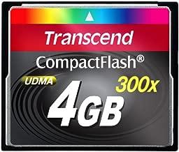 Best compact flash 4gb transcend Reviews
