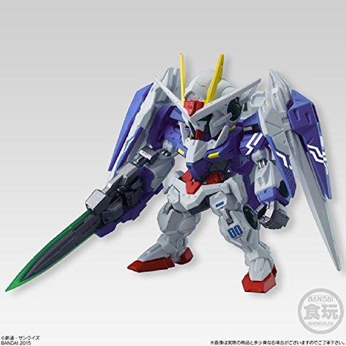 BANDAI FW GUNDAM CONVERGE: CORE 00 Gundam & 0 Raiser Set (Japan Import)
