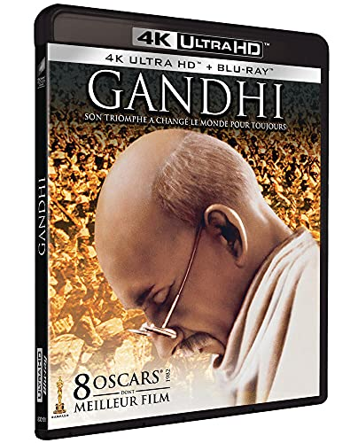 Gandhi [4K Ultra HD + Blu-Ray]