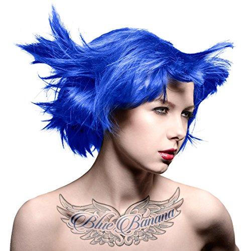 Manic Panic Semi- Permanent Hair Dye Bad Boy Blue by Tish & Snooky's Manic Panic NYC