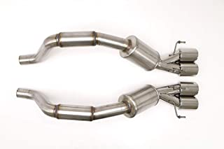 BILLY BOAT AXLE-BACK EXHAUST SYSTEM fits 2006-2013 CHEVY C6 CORVETTE Z06 / ZR1