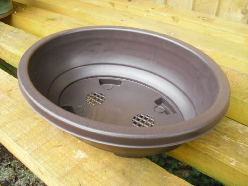 Plastic Oval Bonsai Pot 30cm