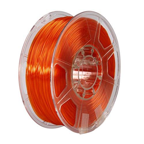 eSUN PETG Filamento, arancione, 1,55 kg
