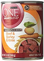 Purina One Tender Cuts Gravy and Beef Food 12 by 13 oz. [並行輸入品]