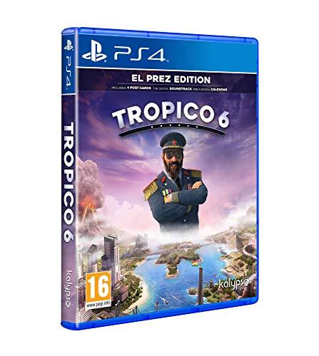 Tropico 6 - PlayStation 4 [Importación inglesa]