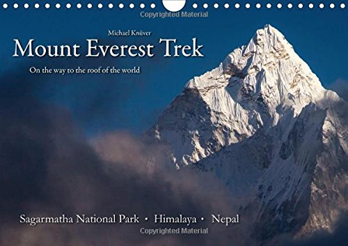 Mount Everest Trek 2016: On the way to the roof of the world (Calvendo Nature)