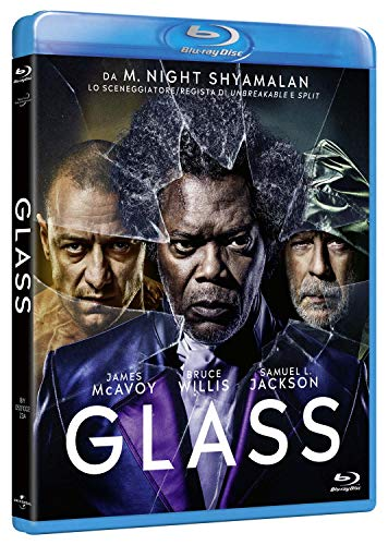 Glass (Blu Ray)