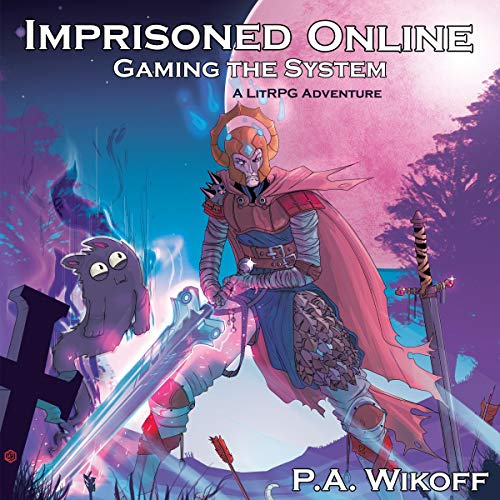 Imprisoned Online (Gaming the System) audiobook cover art