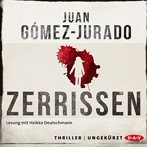 Zerrissen audiobook cover art