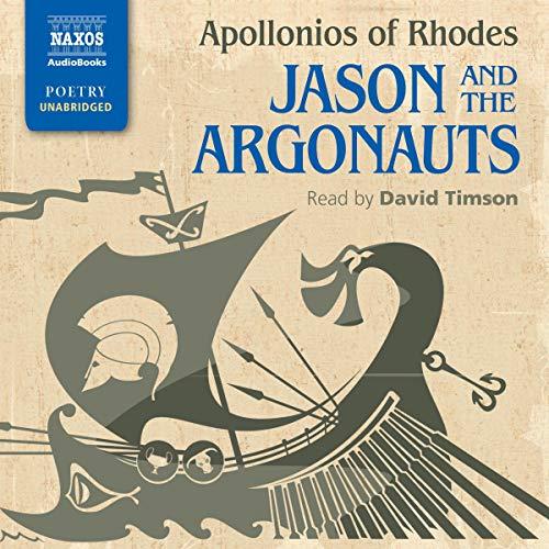 Jason and the Argonauts cover art