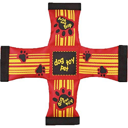 TRIXIE Kreuz, Feuerwehrschlauch Kreuz, Feuerwehrschlauch, 39 × 39 cm