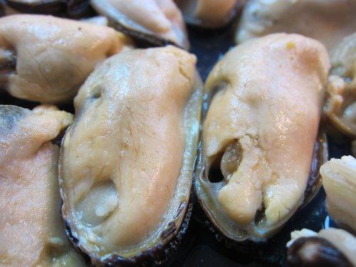 お刺身用 ムール貝むき身1kg チリ産