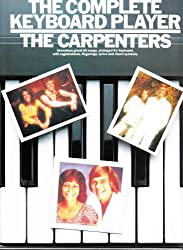The Complete Keyboard Player The Carpenters