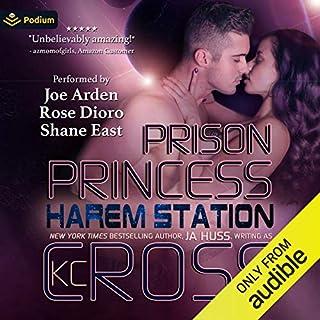 Prison Princess cover art