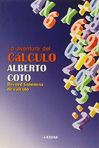 Aventura Del Calculo, La (Psicología y Autoayuda)