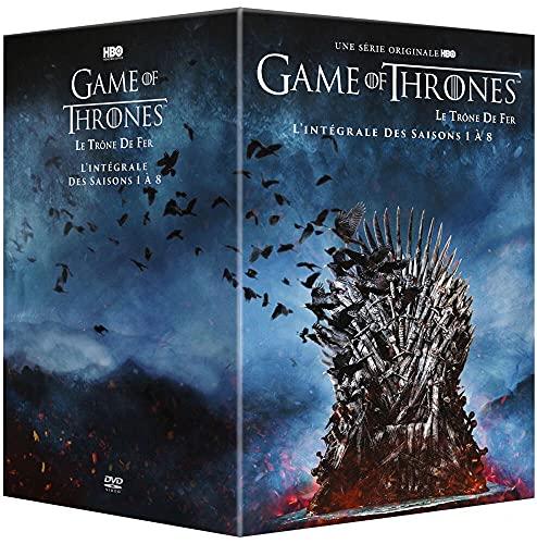 Game of Thrones (Le Trône De Fer) -L intégrale des Saisons 1 à 8