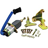 JDMSPEED New Fuel Shut Off Solenoid With Bracket Kits 3931570 5016244AA Replacement For Do...