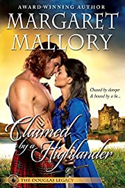 CLAIMED BY A HIGHLANDER (THE DOUGLAS LEGACY Book 2)