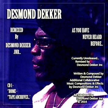 Desmond Dekker As You Have Never Heard Before