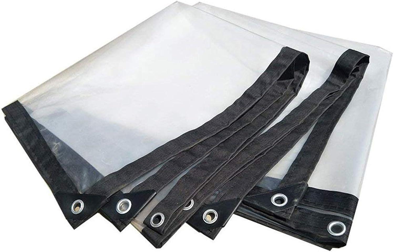Tarp Transparent Poncho Air Conditioning Soft Curtain Tarpaulin Plastic Cloth Rain Cloth Tarpaulin Rain Cloth Insulation Cloth