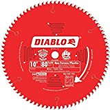 Product Image of the Diablo D1080N Non-Ferrous Metal & Plastic Cutting Saw Blade