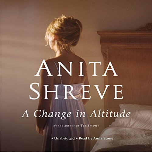 A Change in Altitude audiobook cover art