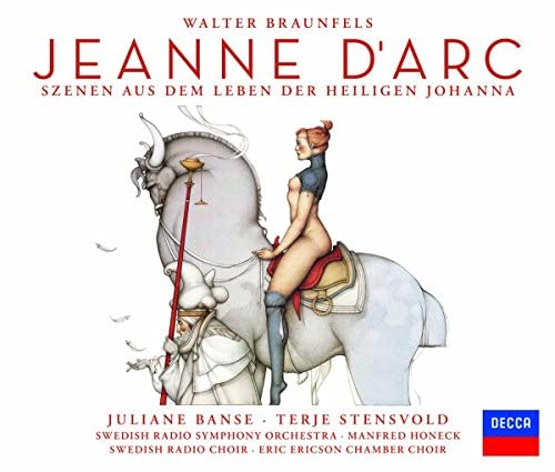 Juliane Banse, Terje Stenswold, Günter Missenhardt, Swedish Radio Symphony Orchestra & Manfred Honeck