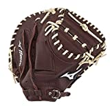 Mizuno GXC90B3 Franchise Series Baseball Catcher's Mitts, 33.5', Left Hand