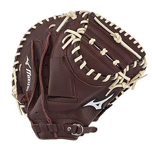 Mizuno GXC90B3 Franchise Series Baseball Catcher's Mitts, 33.5