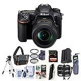 Nikon D500 DX-Format DSLR Body with AF-S DX Nikkor 16-80mm f/2.8-4E ED VR Lens - Bundle with 32GB SDHC U3 Card, Camera Bag, Tripod, Remote Shutter Trigger, 72mm Filter kit, Software Pack, and More