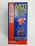 Saratoga Z10 Liquido antimuffa spray per tutte le superficie...
