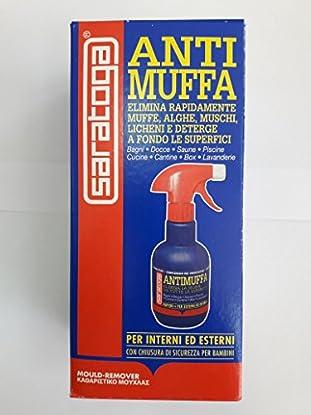 Foto di Saratoga Z10 Liquido antimuffa spray per tutte le superficie