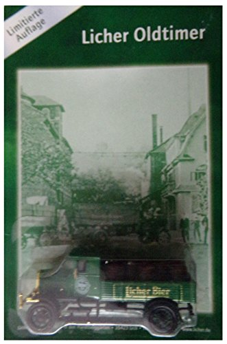 Licher Nr.19 Oldtimer - Magirus Deutz 2C1 - LKW Oldie