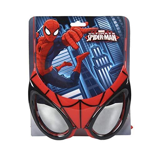 Spiderman- Máscara Gafas de sol percha premium, Multicolor, 45 (Artesanía Cerdá 2500000659)