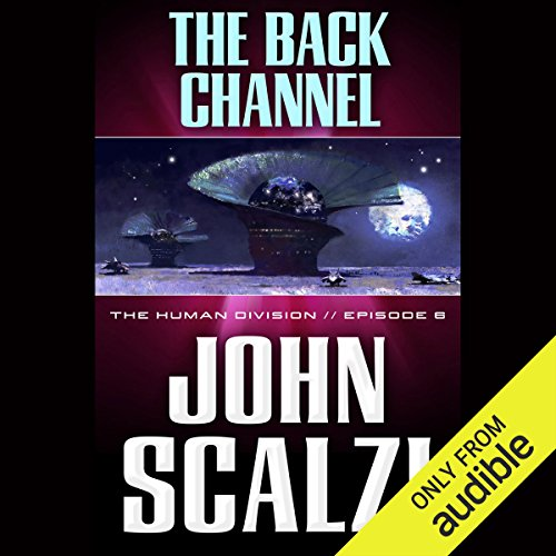 The Back Channel audiobook cover art