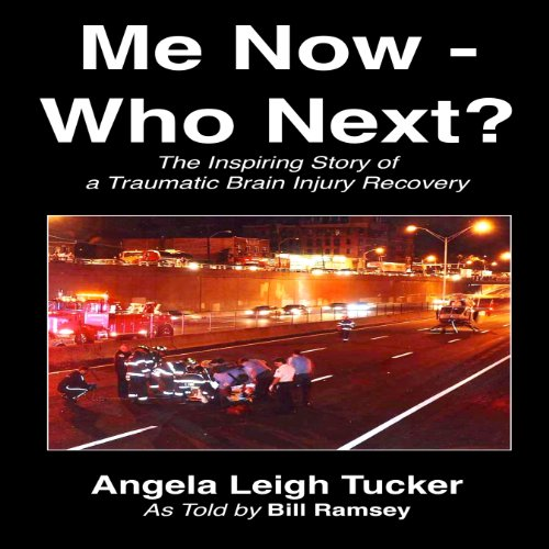 Me Now - Who Next? audiobook cover art