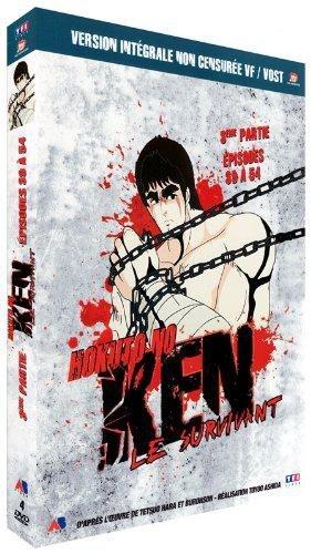 Ken Le Survivant-3ème Partie : Épisodes 39 à 54 [Non censuré]