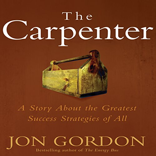 The Carpenter audiobook cover art