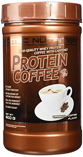 Scitec Nutrition Functional Food Protein Coffee (Zuckerfrei), 1er Pack (1 x 600g)