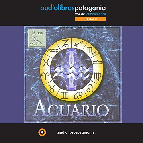 Acuario [Aquarius] audiobook cover art