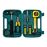 Tonsyl Household and Electrical Repair Full Tool Kit Set for Emergency Uses (9 Pieces in 1)
