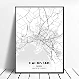 shuimanjinshan Lund Halmstad Stockholm Tumba Ostersund
