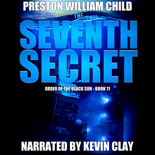 The Seventh Secret audiobook cover art