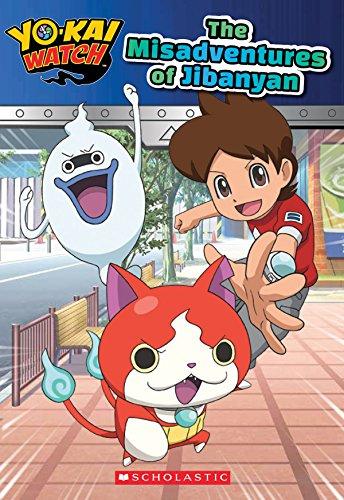 The Misadventures of Jibanyan (Yo-kai Watch: Chapter Book)