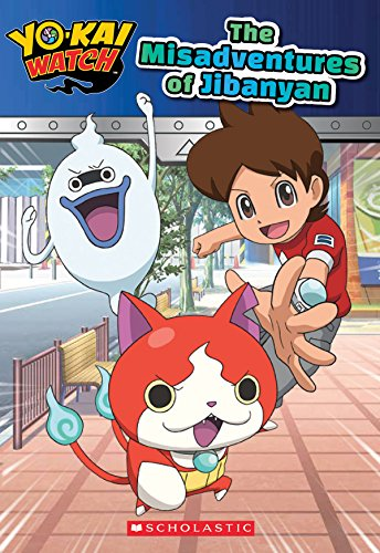 The Misadventures of Jibanyan (Yo-kai Watch: Chapter Book)