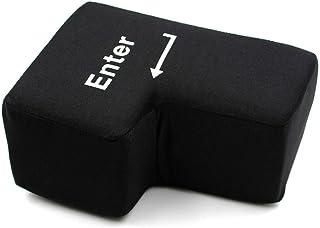 Pochers® Big Enter Key - Almohada USB antiestrés, tamaño super, irrompible