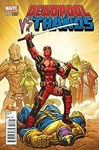 Deadpool Vs Thanos #4 (of 4) Lim Var