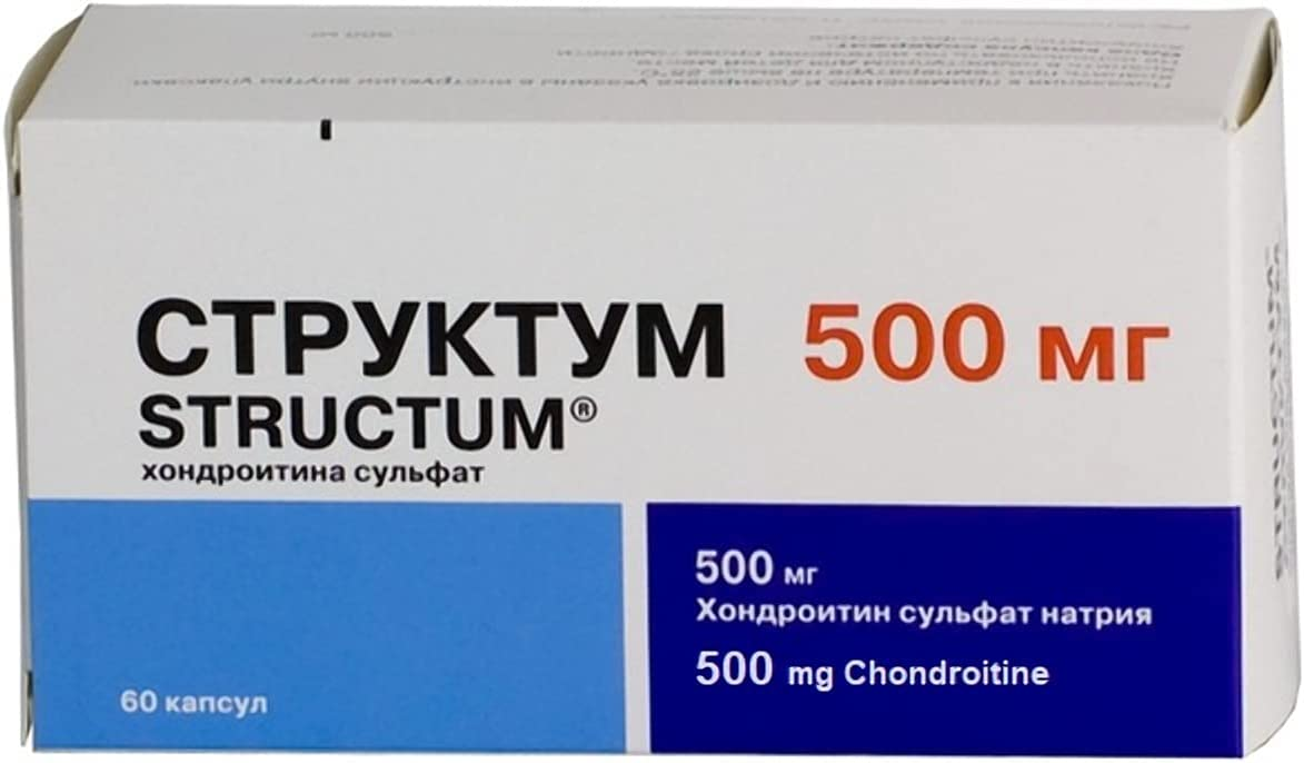 Structum Excellence 500 mg Max 72% OFF 60 Capsules